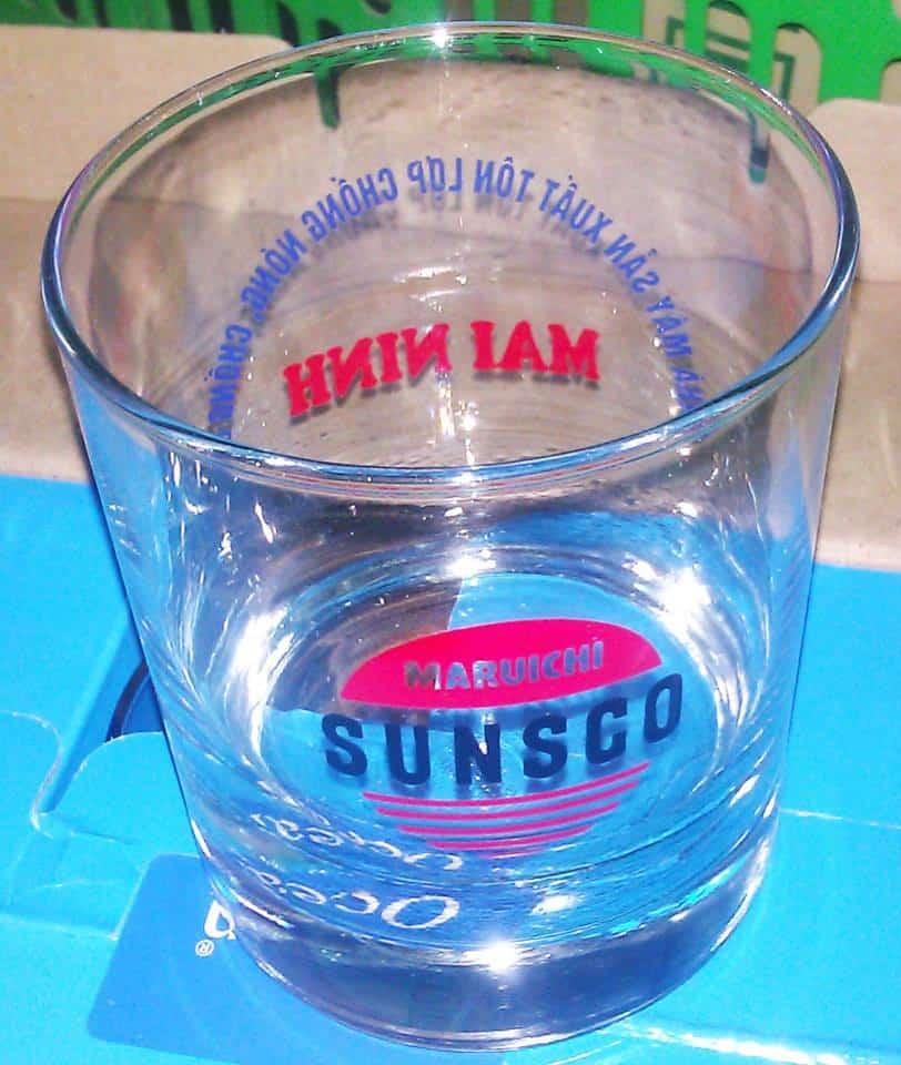 in logo coc thuy tinh qua tang doanh nghiep thai nguyen 3 In logo cốc thủy tinh quà tặng doanh nghiệp Thái Nguyên