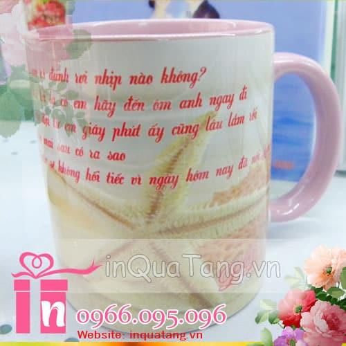 in chu len coc qua tang doc dao dip valentine 1 In hình lên ly giá rẻ nhất Hồ Chí Minh