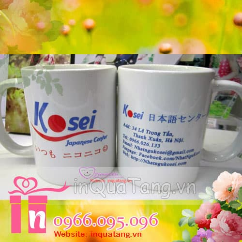in chu len coc qua tang y nghia ca nhan doanh nghiep 1 Personalised Mugs