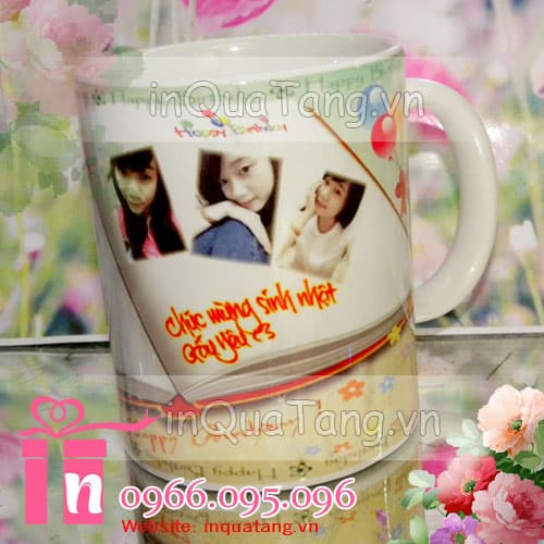 qua sinh doc dao in anh len coc 3 Photos on Mugs
