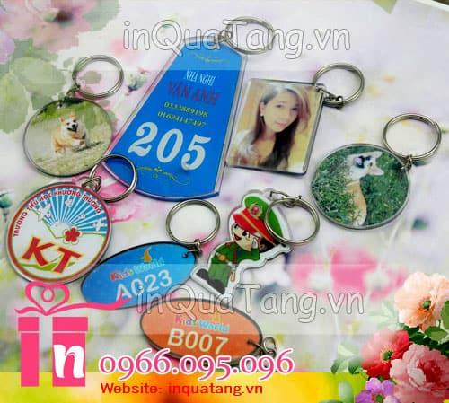 moc khoa mica lam moc khoa gia re 1 Làm móc chìa khóa, in móc khóa mica giá rẻ ở tại Phú Thọ