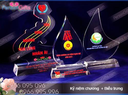 in qua tang doanh nghiep ky niem chuong bieu chuong 3 In quà tặng doanh nghiệp Kỷ Niệm Chương, Biểu trưng OP001